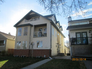 University area - 15 min. bus walk to Whyte Ave
