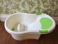 Tippitoes mini baby bath