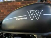 Kawasaki W800 Street 2020 622 miles only