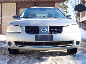 2004 Nissan Sentra Sedan - AS IS