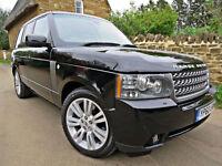 2010 RANGE ROVER 3.6 TDV8 VOGUE SE AUTO. FULLY LOADED, OVER £77K NEW !!