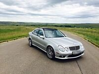 2003 Mercedes Benz E55 AMG 517HP