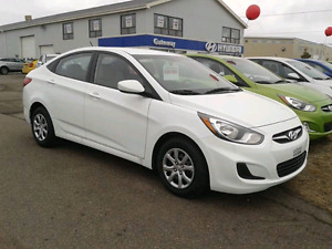 2014 Hyundai Accent For leasing a 2 year term