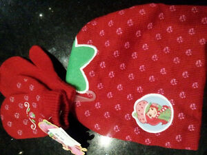 Toque & Mitts (2-3T) brand new with tags!