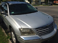 2004 Chrysler Pacifica Berline