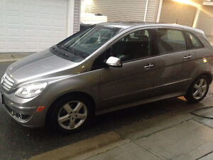 2007 Mercedes-Benz B200-Class in Mint Condition for Sale