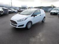 Ford Fiesta 1.5 Tdci Van DIESEL MANUAL WHITE (2015)