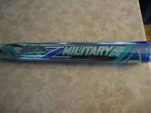 New Louisville Slugger Military Super Z Slowpitch Bat 34/27.25