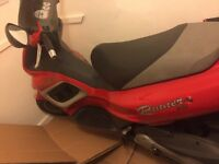 Gilera runner fx 125 very low miles!