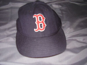 Casquette de baseball des Red Sox de Boston one size.