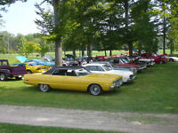 West Lorne Optimist 22nd Annual Show & Shine