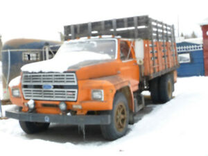 ~ 3 TON FORD 375 2-V WORK PRICE REDUCED FOR QUICK SALE ~