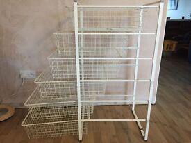 Wire Drawer Unit