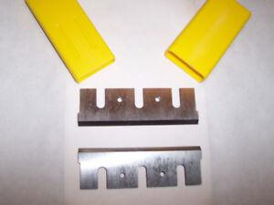 "New Craftsman Planer Blades For Craftsman /Sears 3-5/8"" Planers"