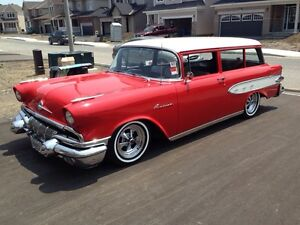 1957 Pontiac Pathfinder 2 door wagon City of Toronto Toronto (GTA) image 1