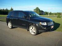 2012 Jeep Compass SUV, Crossover