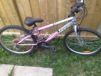 Boy&Girl 4 bike