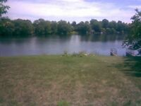 WATERFRONT LOT ON THE RIDEAU RIVER IN OTTAWA, ONTARIO