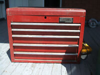 5 drawer professional tool box