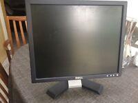 "PC monitor 17"" screen LCD"