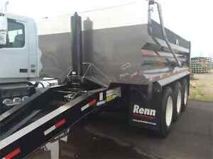 RENN End Dump Trailer - TA21504