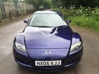 Mazda rx8 (automatic )very rear car to get cheap tax