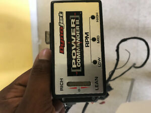 Dyno jet power commander