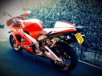 Aprilia RSV Mille 1000cc **Free delivery with 100 miles**