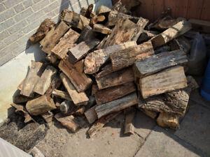 Free Firewood Chunks