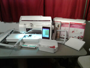 Husqvarna Ruby Royale Embroidery machine a broder et coudre