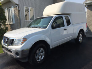 2011 Nissan Frontier king cab Camionnette