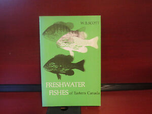 Freshwater Fishes of Eastern Canada Paperback