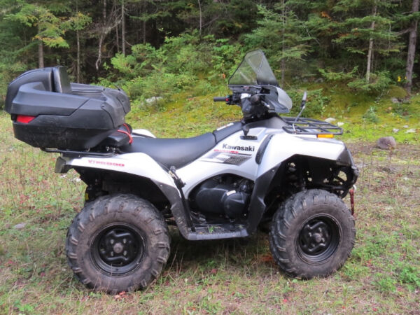 Used 2007 Kawasaki Kvf650 brute force
