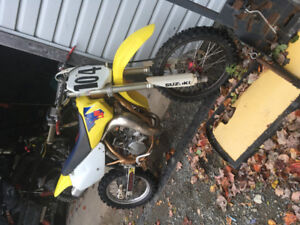 2010 rm85 for sale