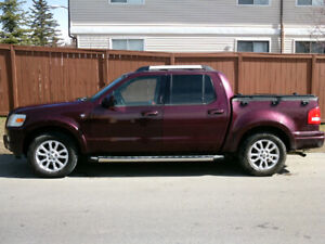 2008 Ford Explorer Sport Trac Limited Edition  4x4