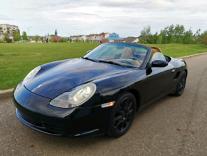 Porsche Boxster S Tiptronic - 113,000km, great condition!