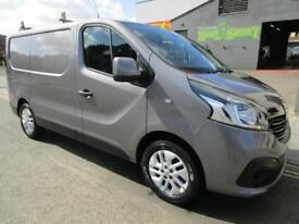 Renault Trafic SWB BI Turbo Sport huge spec new Traffic LOW MILES (20)