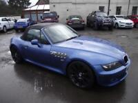 SOFT TOP BMW Z3 2.0 Roadster, GREAT CAR TO DRIVE, LOW MILES FOR AGE,