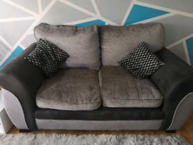 Grey Couches