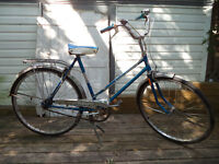 1970's CCM Galaxie Bicycle 3 Speed