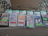 VHS 27 Tapes PBS Documentaries, National Geographic and Movies