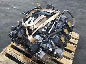 MERCEDES 2006-2009 C350 CLK350 E350 ENGINE MOTOR 3.5L 3.5 L V6