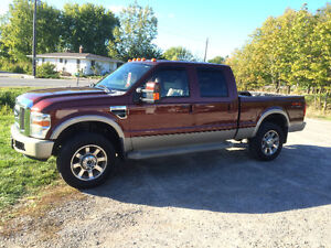 2008 Ford F-350 King Ranch Superduty Pickup Truck