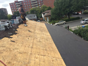 Full roof and Roof repairs soffit eves facia