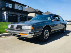OldsMobile Eighty-eight Royal brougham 1989 v6 3.8L