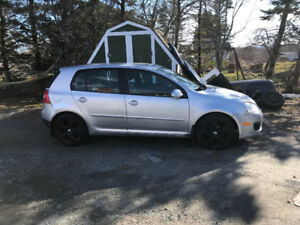 2007 VW RABBIT AUTOMATIC $3300.00