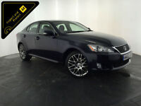 2009 59 LEXUS IS220 DIESEL SE-I 4 DOOR SALOON LOW MILEAGE FINANCE PX WELCOME