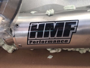 NEW HMF PIPE FOR YAMAHA