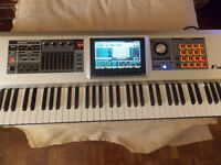 Roland G7 76 Key Keyboard - with soft case