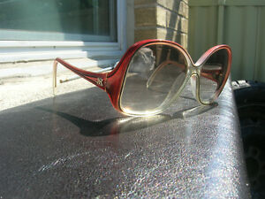 Jean De Paris Designer Sunglasses Made  France New Vintage Rare